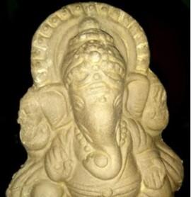 Matti Ganesh,Clay Ganesh,Eco Friendly Ganesh
